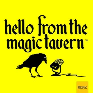 Hello From The Magic Tavern interviews the denizens of the magical world of Foon.