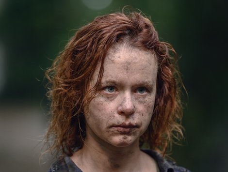Thora Birch as Gamma in The Walking Dead
