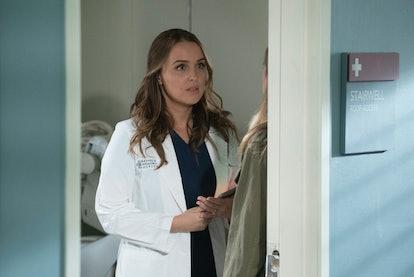 Camilla Luddington as Jo In Grey's Anatomy.