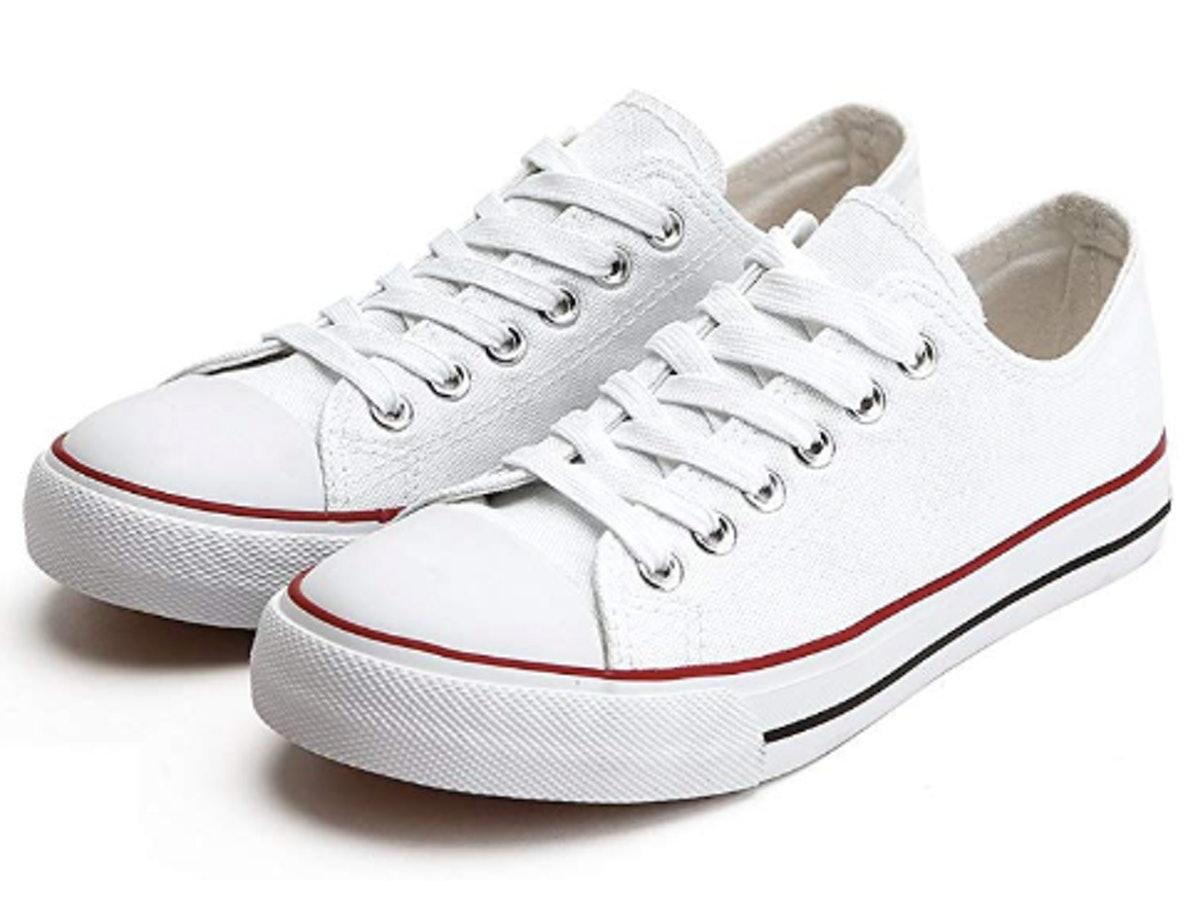 ZGR Low Top Canvas Sneakers