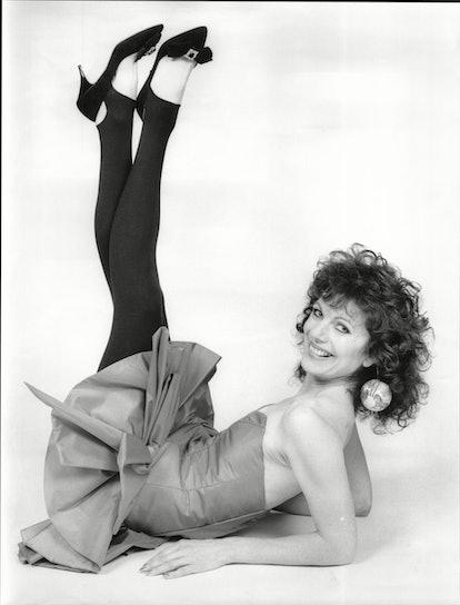 Stirrup leggings '80s