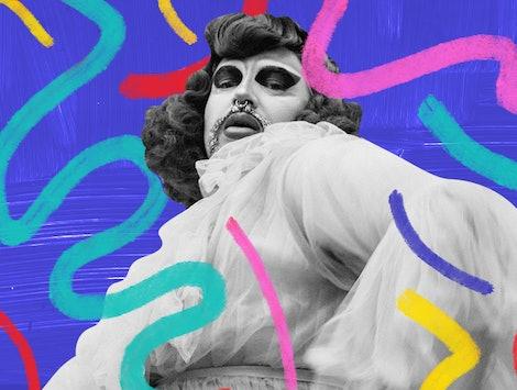 Crystal Rasmussen is a UK drag queen