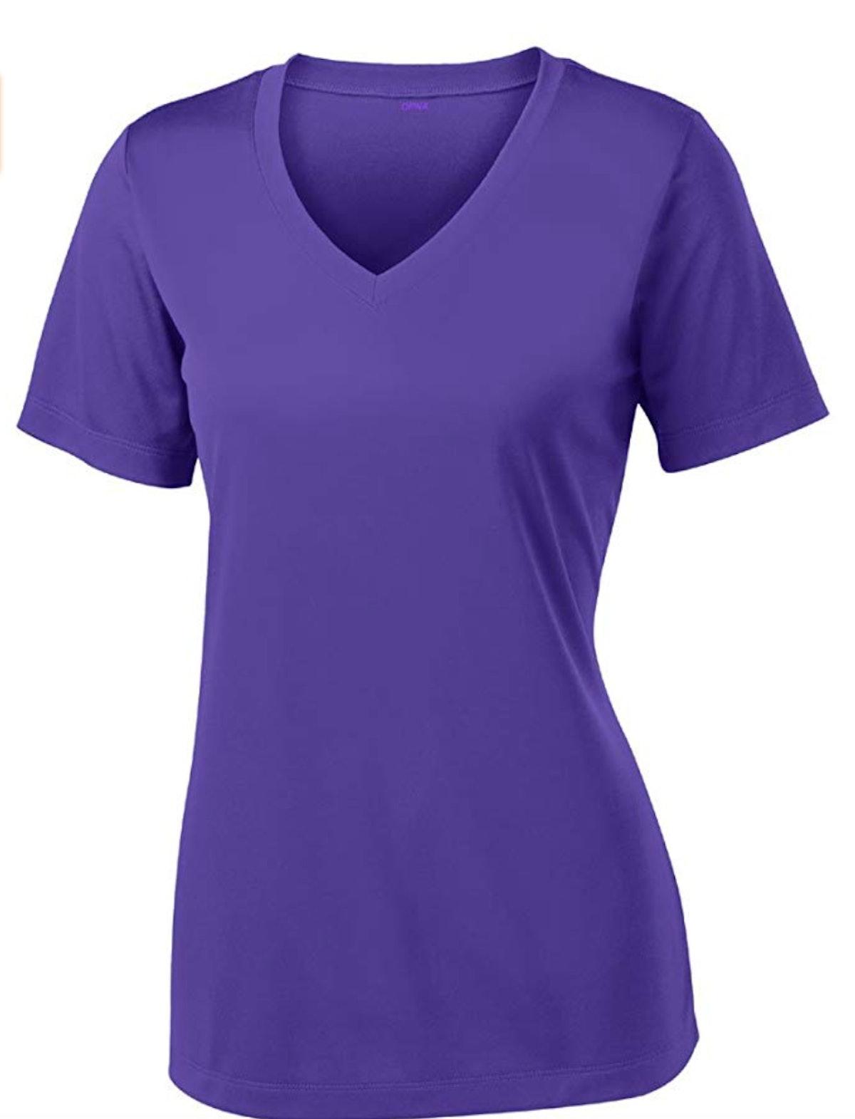 Opna Women's Short Sleeve Moisture Wicking Athletic Shirts