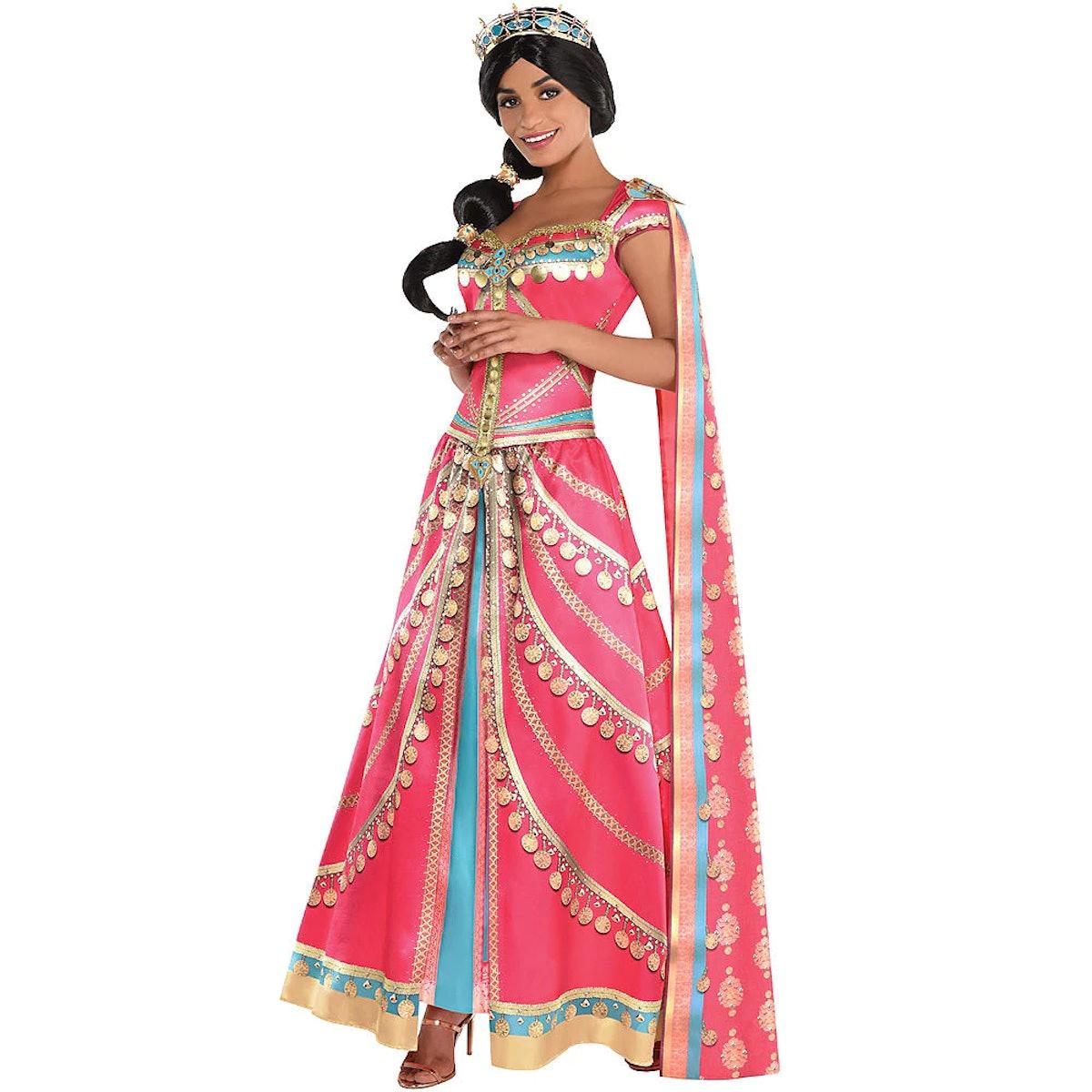 Adult Royal Jasmine Costume