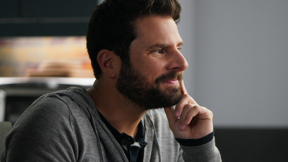 James Roday as Gary in A Million Little Things.