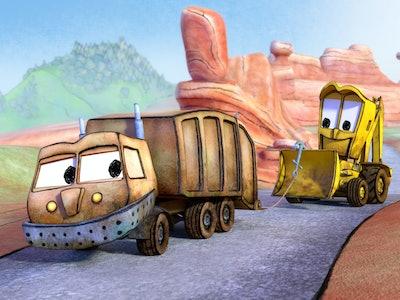Amazon Original Animated Series The Stinky & Dirty Show