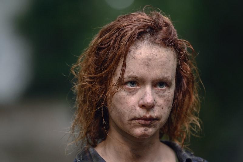 Thora Birch stars as Gamma in Season 10 of 'The Walking Dead.'