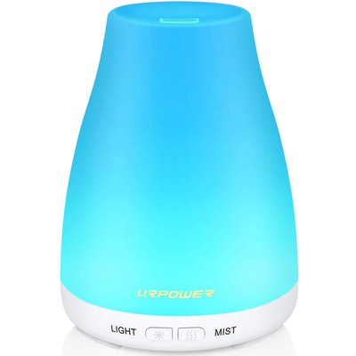 URPOWER Essential Oil Diffuser Cool Mist Humidifier