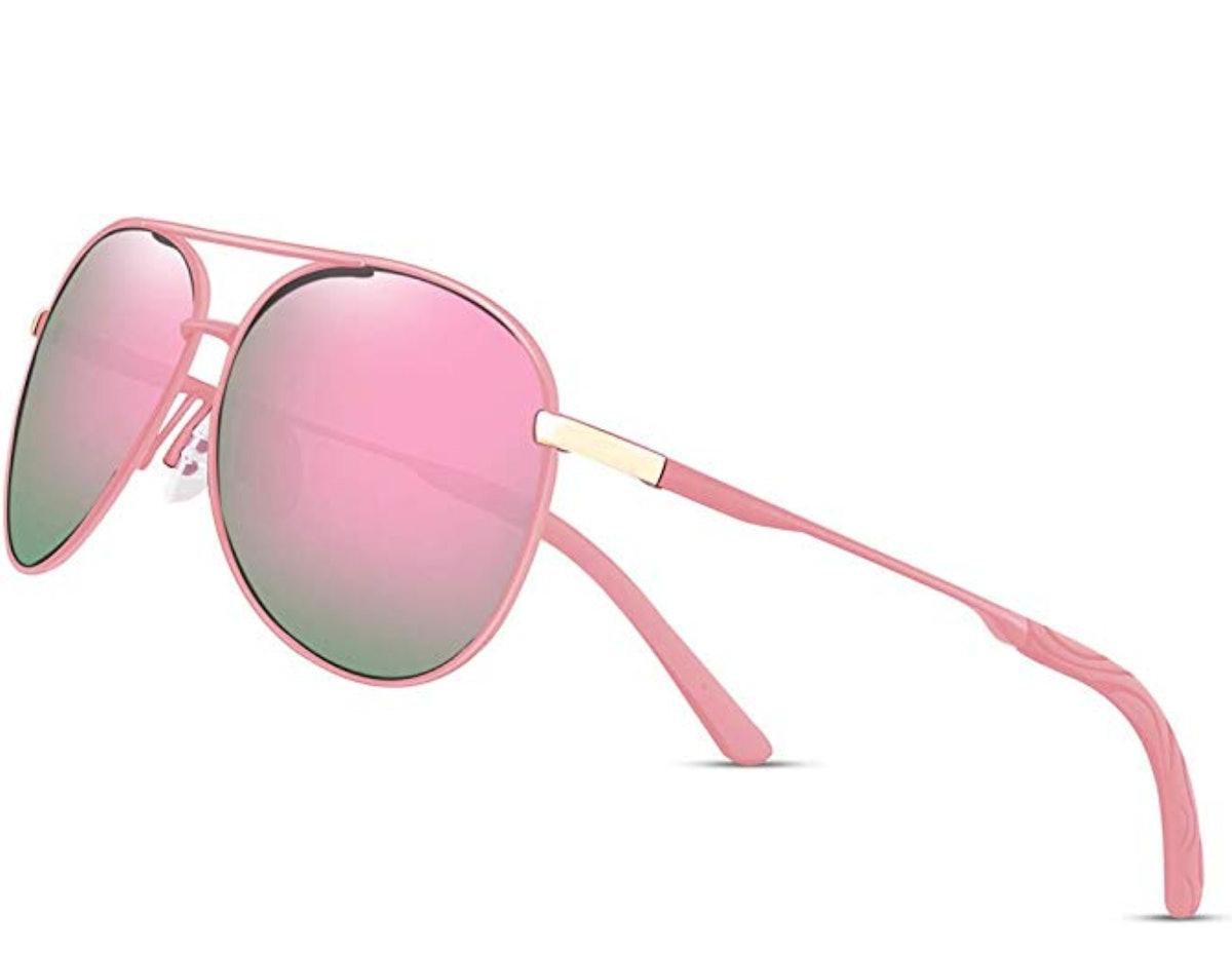 BOTPOV Polarized Aviator Sunglasses