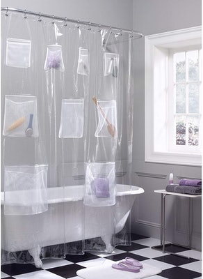 Maytex Mesh Shower Curtain