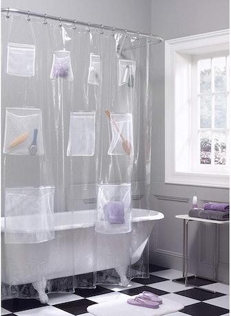 Maytex Mesh Shower Curtain