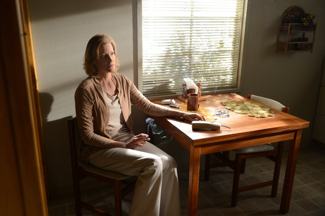 Anna Gunn as Sklyer White in the Breaking Bad finale