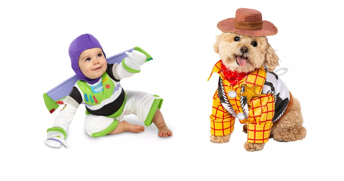12 Halloween 2019 Costumes For Dogs & Babies That Just Couldn't Be Cuter