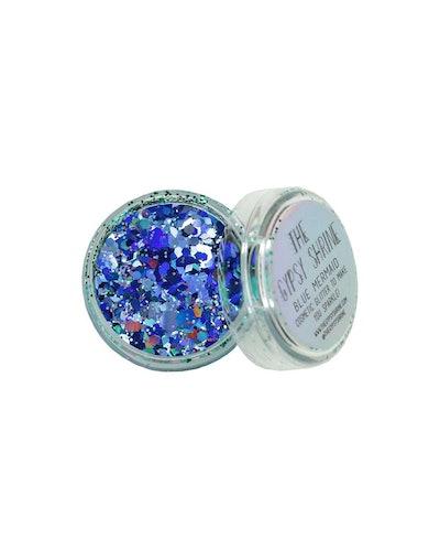 Blue Mermaid Chunky Glitter