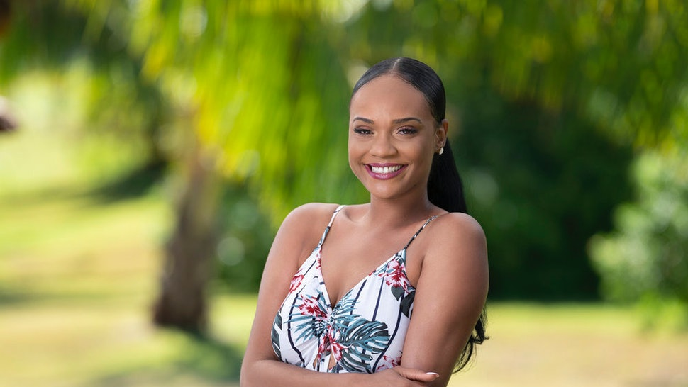 Esonica Veira joins Season 2 of 'Temptation Island' with her partner Gavin Rocker