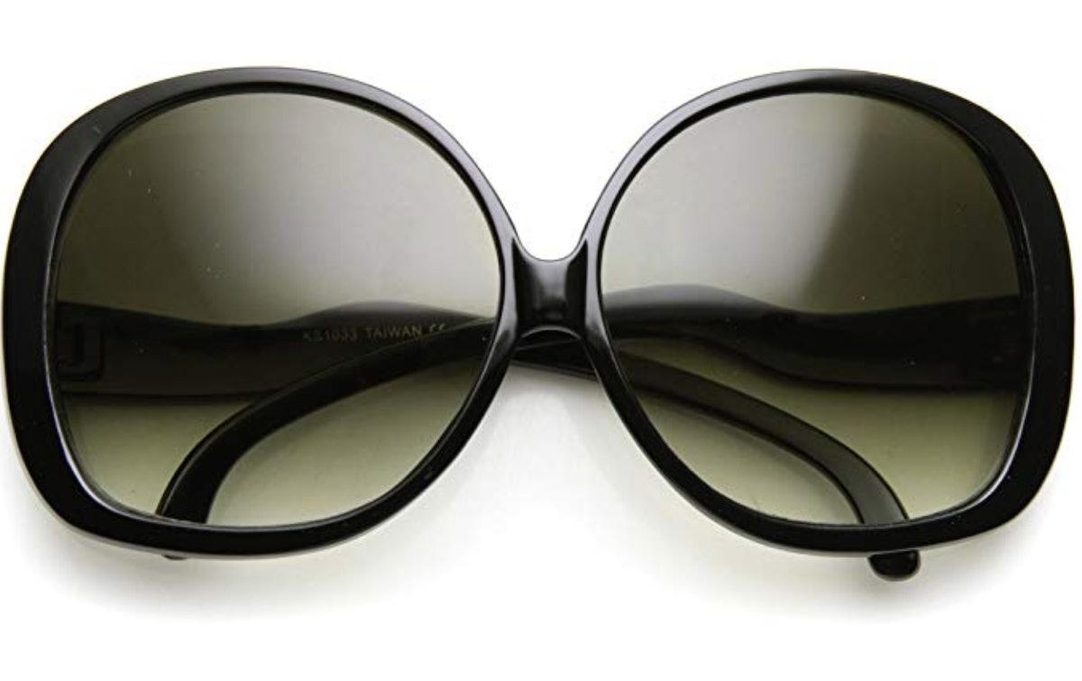 AStyles - Big Huge Oversized Vintage Style Sunglasses