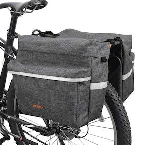 BV Bike Bag Bicycle Panniers