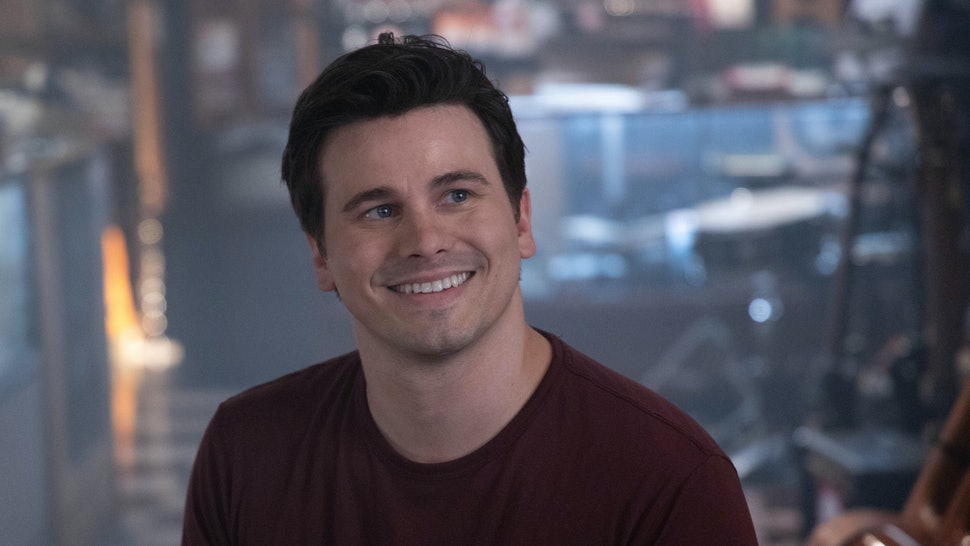 Jason Ritter as Eric smiling in A Million Little Things