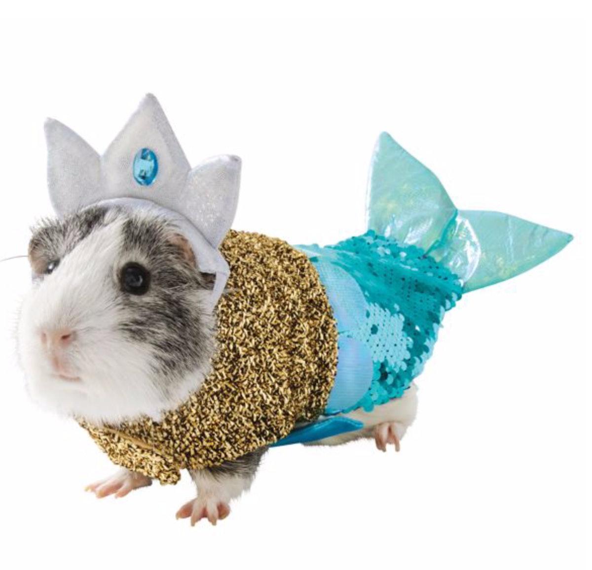 Thrills & Chills™ Mermaid Small Pet Costume