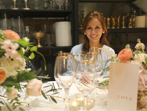 Lelian Chew is the 'Million Dollar Wedding Planner' appearing on BBC's new documentary