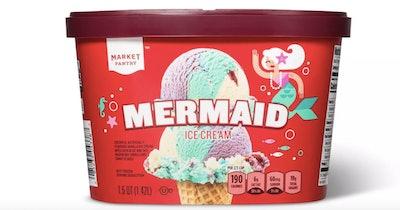Mermaid Ice Cream