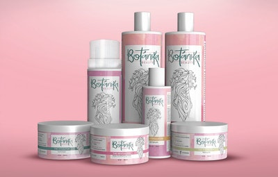 Entire Botánika Beauty Collection