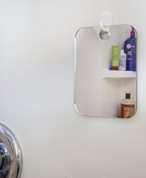 The Shave Well Company Mirror