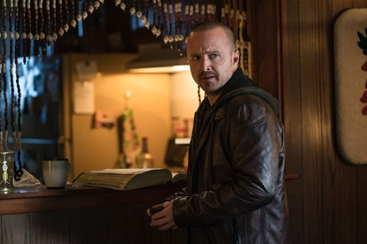 Aaron Paul as Jesse Pinkman in the Netflix Original El Camino