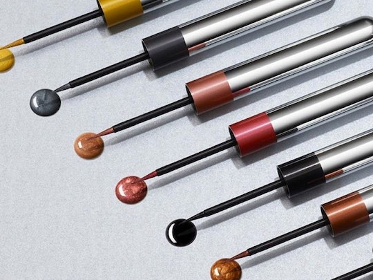 Marc Jacobs Beauty's new Highliner Liquid-Gel Eyeliner makes a glossy, graphic cat-eye effortless.