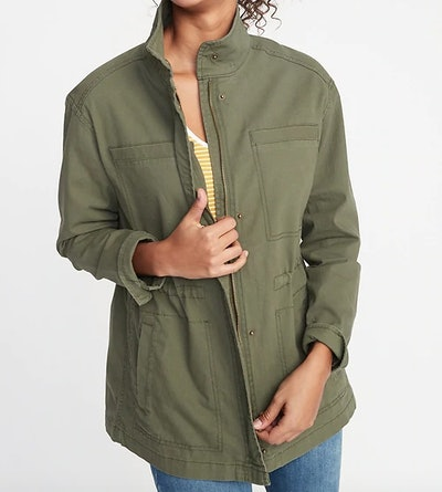 Old Navy Scout Utility Jacket in Arugula