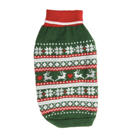 Holiday Pet Sweater