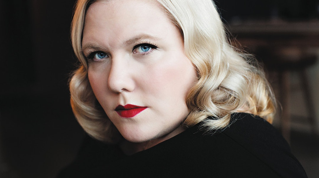 Headshot of author Lindy West, whose new book The Witches Are Coming, is out now.
