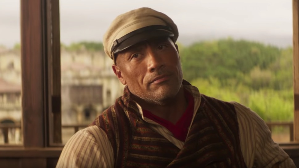 Dwayne 'The Rock' Johnson stars in the first 'Jungle Cruise' trailer