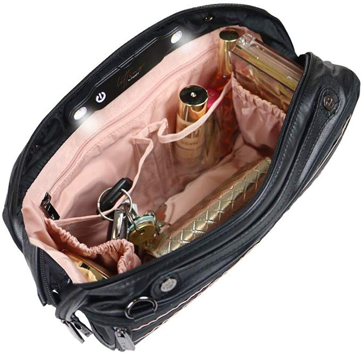 PurseN LittBag LED Lighted Handbag Organizer