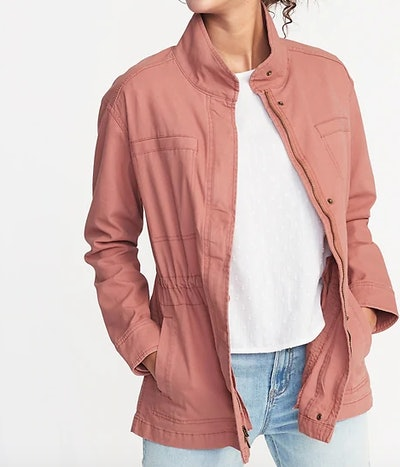 Old Navy Scout Utility Jacket in Amelia Rose