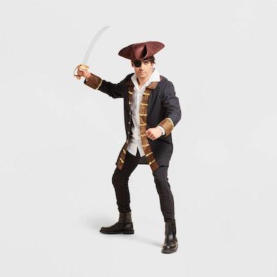 Hyde & EEK! Boutique™ Men's Pirate Jacket Halloween Costume
