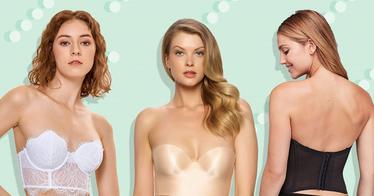 The 6 Best Longline Strapless Bras