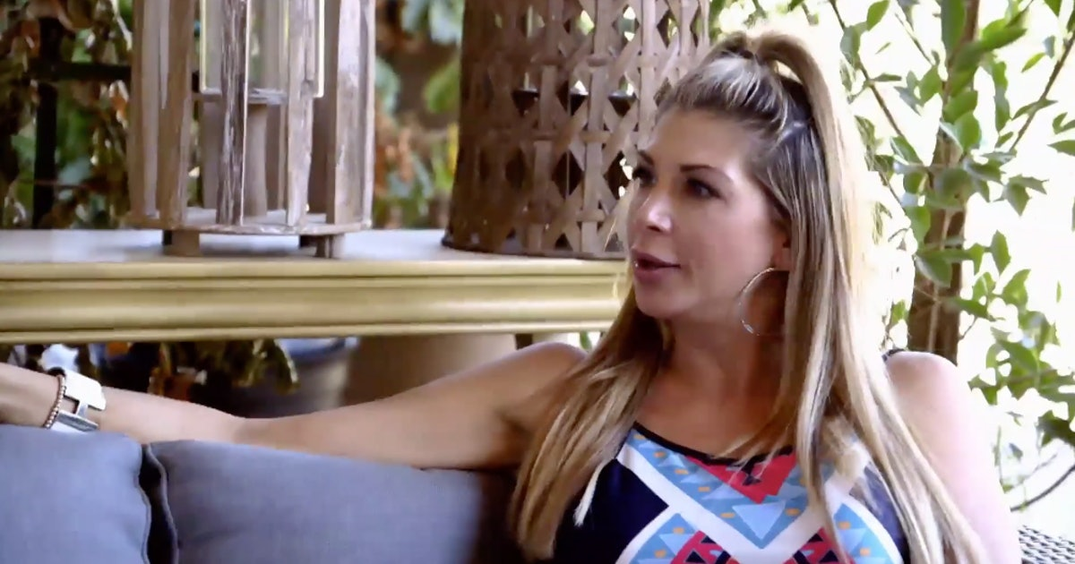 Alexis Bellino Updates Show The 'Marriage Boot Camp' Star Is Moving On