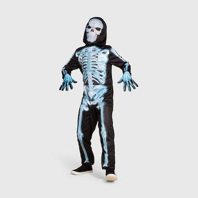 Hyde & EEK! Boutique™ Kids' X-Ray Skeleton Costume