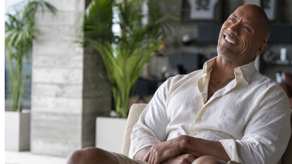 Dwayne Johnson in 'Ballers'.