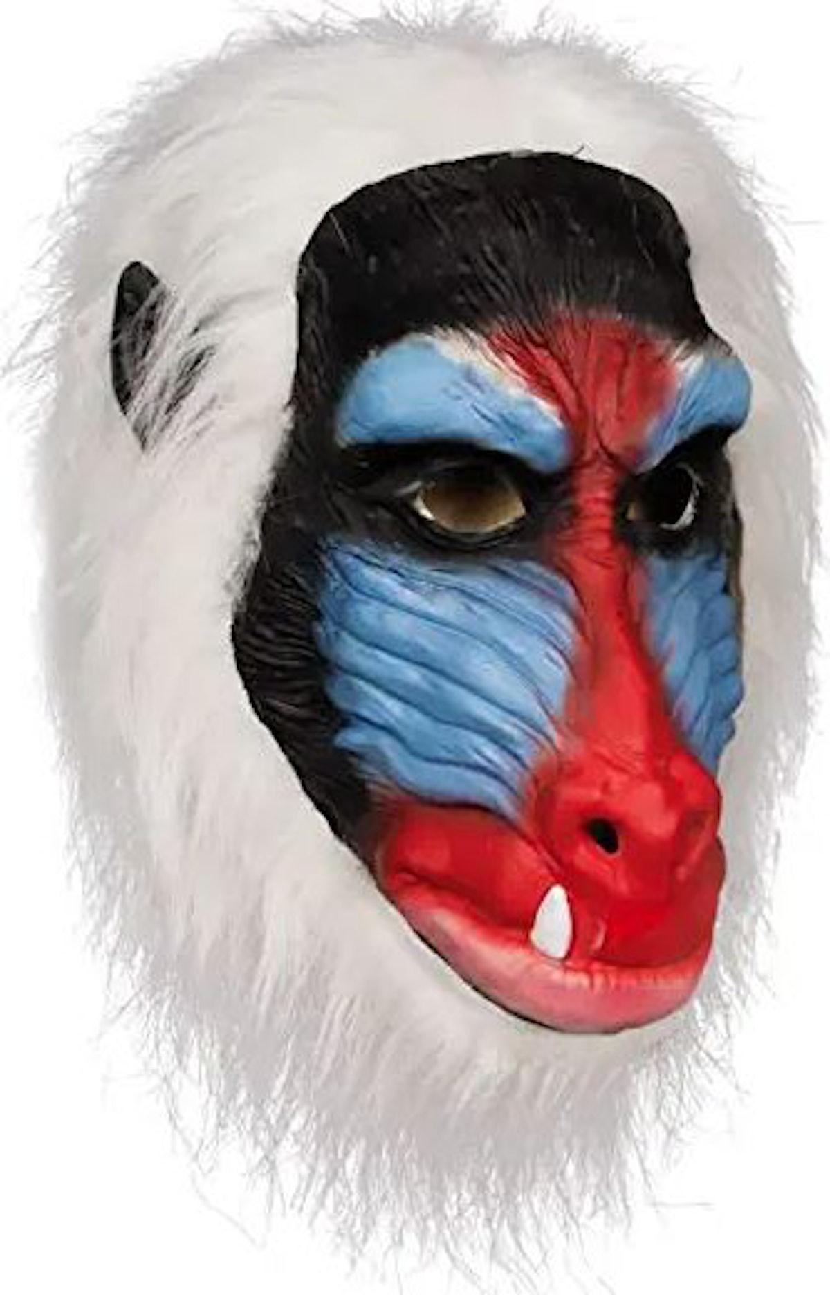 molezu Animal Mask, Latex Mask
