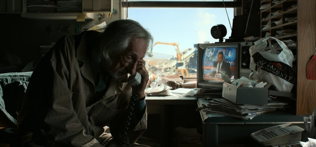Larry Hankin as Old Joe in 'El Camino: A Breaking Bad Movie'
