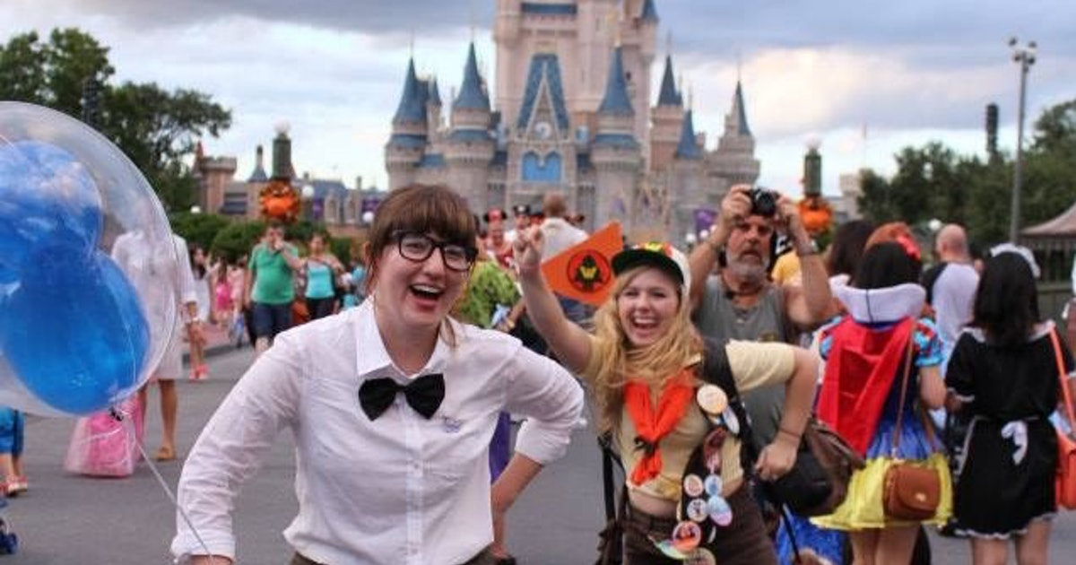 28 Disney Costume Captions That'll Bring The Magic To Your Halloween Pics