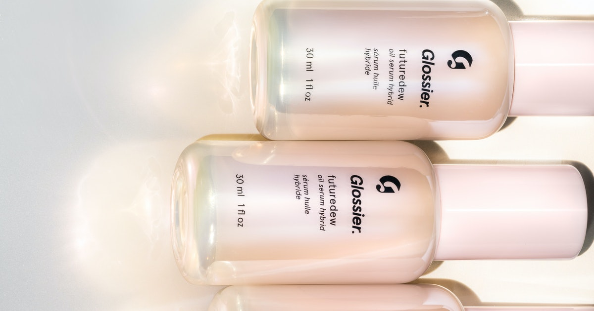 Glossier Futuredew Gives You That Just Applied Skincare Look All Day