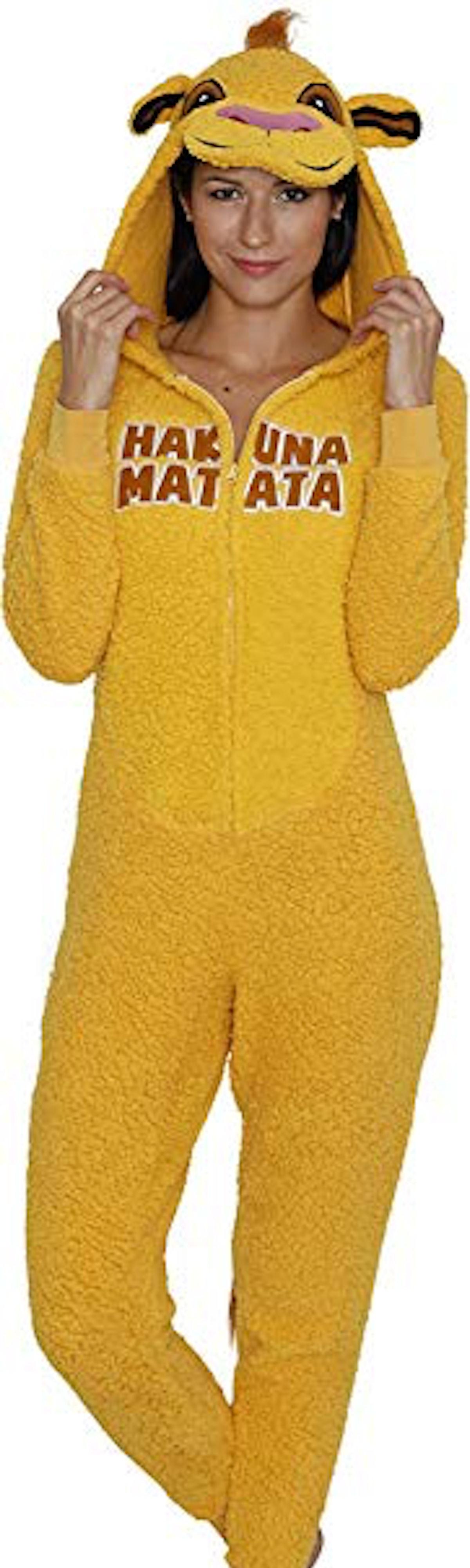 Disney Women's Lion King Suit