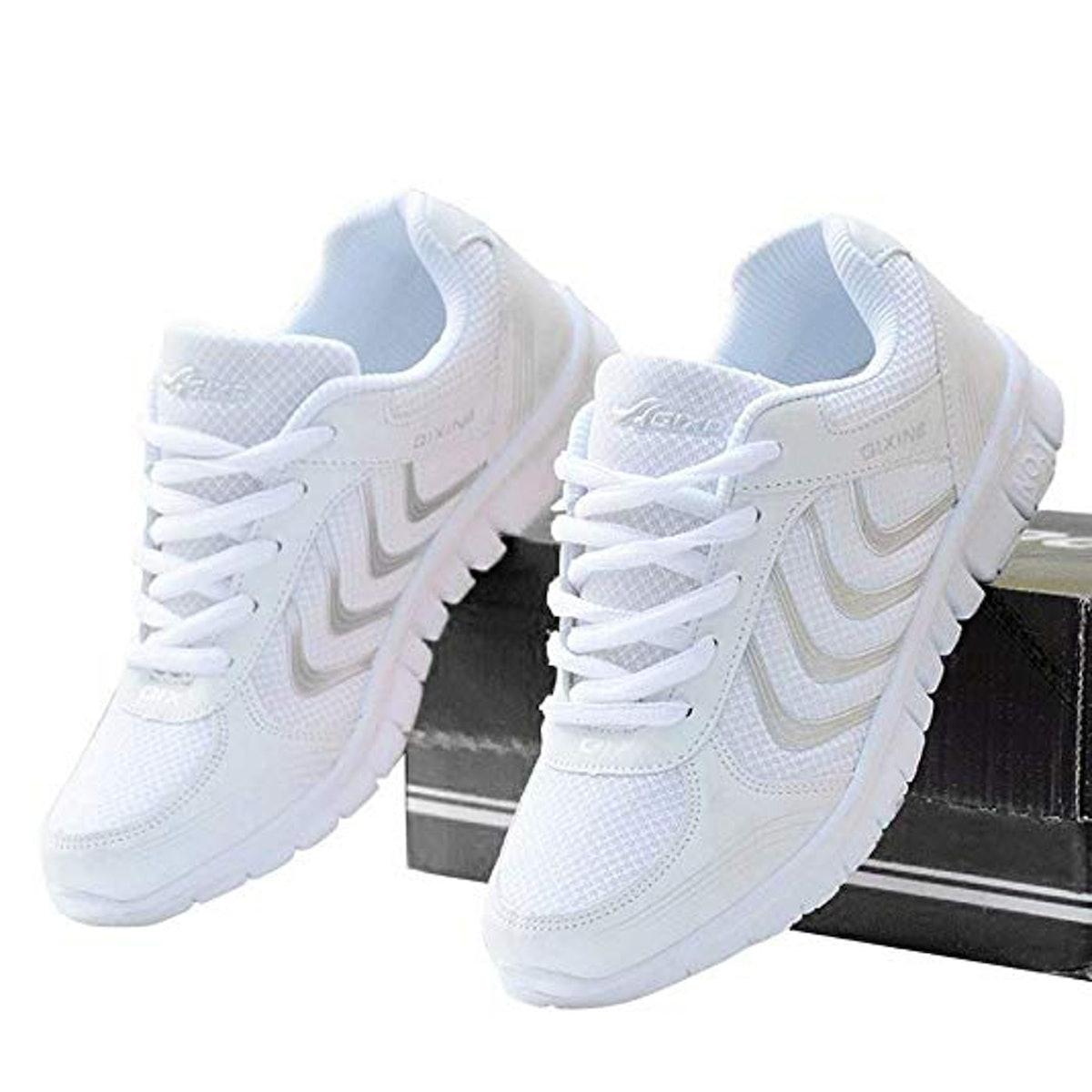 Athletic Mesh Sneakers