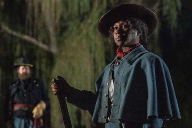 Cynthia Erivo in Harriet