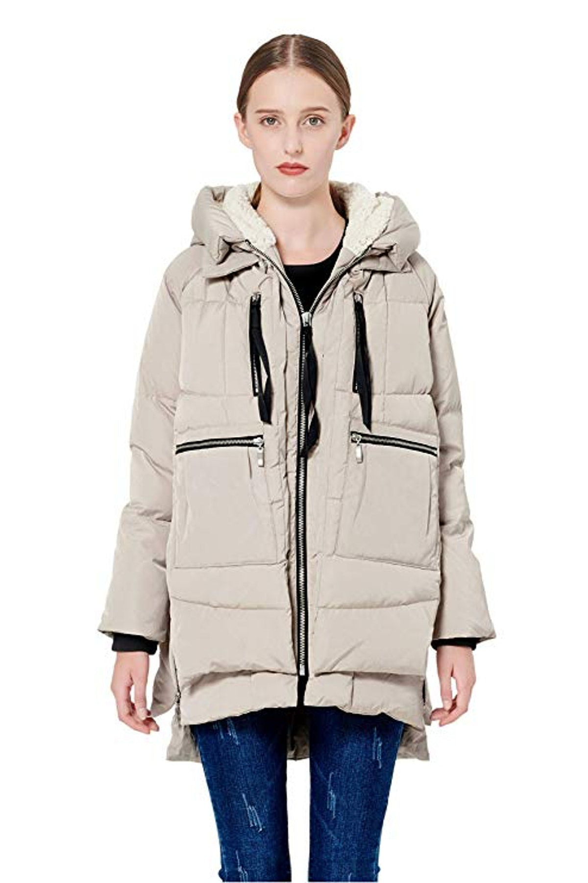 Orolay Oversized Down Jacket