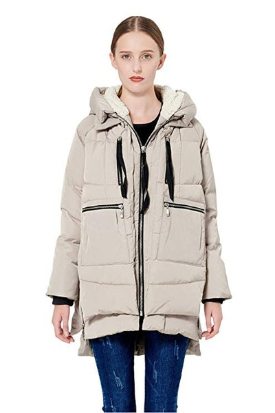 Orolay Oversized Down Jacket