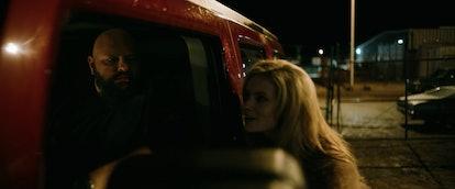 David Mattey as Clarence in 'El Camino: A Breaking Bad Movie'